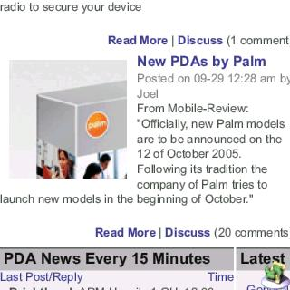 1srcwebcontentzoom Web Browsing on a Palm   Picsel Browser review
