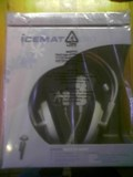 The IceMat Siberia PC headset