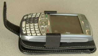 6b The Proporta Alu Leather case for Treo 680(version 2)   the review