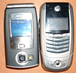 0a The Motorola A780   a look at an early Linux phone